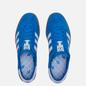 Мужские кроссовки adidas Originals Bleu Bright Blue/White/Gold Metallic фото - 1