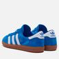 Мужские кроссовки adidas Originals Bleu Bright Blue/White/Gold Metallic фото - 2