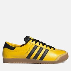 Мужские кроссовки adidas Originals Kopenhagen Hazy Yellow/Core Black/Gold Metallic