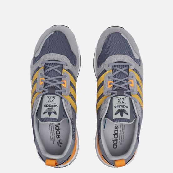 Мужские кроссовки adidas Originals ZX 700 HD Grey Three/Semi Solar Gold/Grey Five