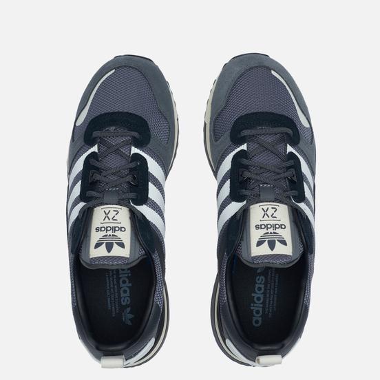 Мужские кроссовки adidas Originals ZX 700 HD Grey Six/Off White/Grey Four