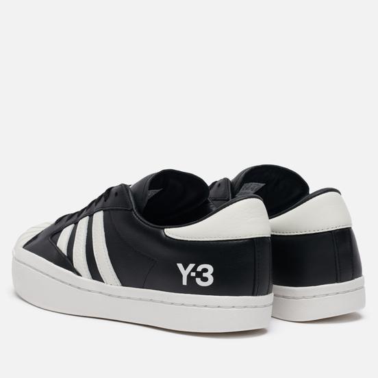 Кроссовки Y-3 Yohji Star Black/Core White/Black