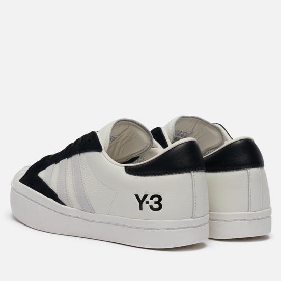 Кроссовки Y-3 Yohji Star Core White/Grey One/Black