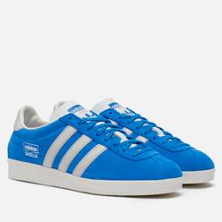 Мужские кроссовки adidas Originals Gazelle Vintage Bluebird/Off White/Chalk Yellow