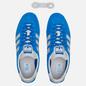 Мужские кроссовки adidas Originals Gazelle Vintage Bluebird/Off White/Chalk Yellow фото - 1