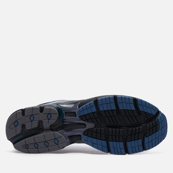 Кроссовки Reebok Premier Road Plus VI Core Black/Brave Blue/Forest Green