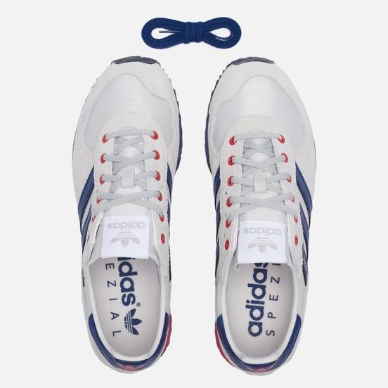 Мужские кроссовки adidas Originals Hoylake SPZL Grey One/Power Red/Grey