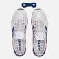 Мужские кроссовки adidas Originals Hoylake SPZL Grey One/Power Red/Grey фото - 1