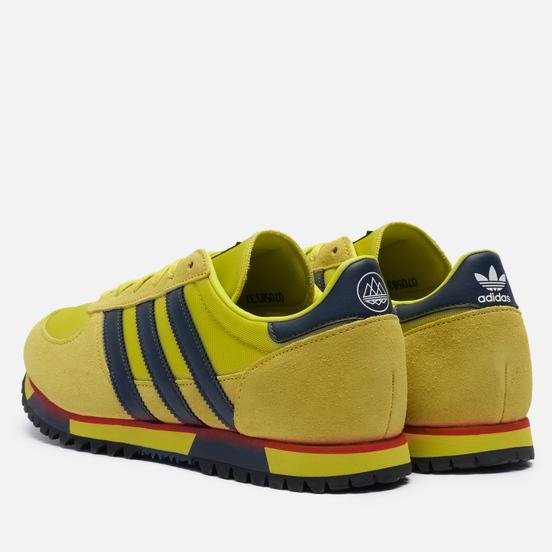 Кроссовки adidas Originals Marathon 86 SPZL Shock Slime/Collegiate Navy/Yellow Spice