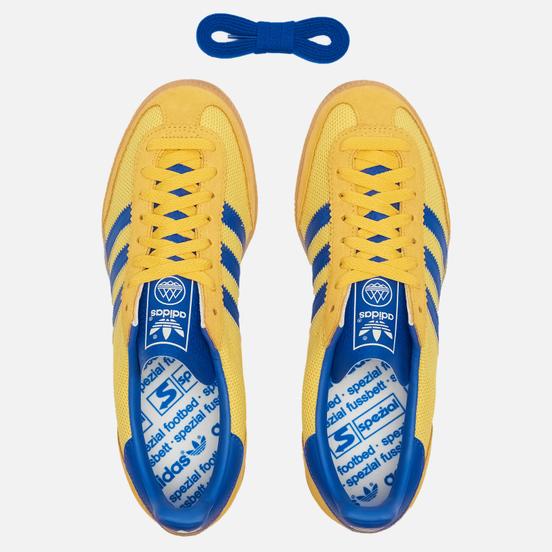 Кроссовки adidas Originals Malmo Net SPZL Wonder Glow/Collegiate Royal/Bold Gold