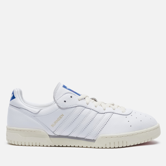 Мужские кроссовки adidas Originals Burnden SPZL White/Cream White/Power Blue