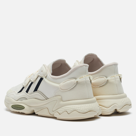 Кроссовки adidas Originals Ozweego Cream White/Core Black/Focus Olive