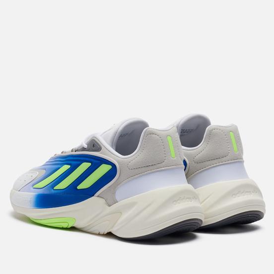 Кроссовки adidas Originals Ozelia White/Signal Green/Off White