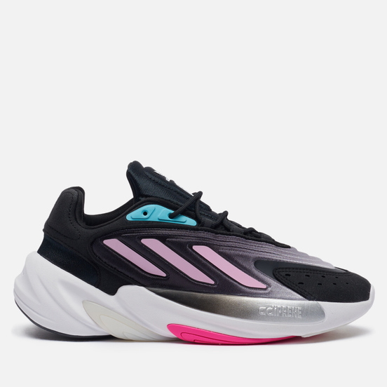 Женские кроссовки adidas Originals Ozelia Core Black/Clear Pink/White