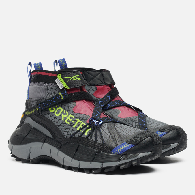 Мужские кроссовки Reebok Zig Kinetica II Edge Gore-Tex