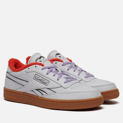Кроссовки Reebok x Tom & Jerry Club C Revenge White/Reebok Rubber Gum/Black