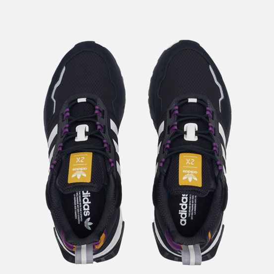 Кроссовки adidas Originals ZX 1K Boost Seasonality Core Black/Cloud White/Glory Purple