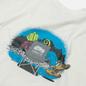 Мужская футболка adidas Originals Adventure Chameleon Cloud White фото - 2