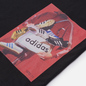 Мужской лонгслив adidas Originals Graphics Common Memory Pack Black фото - 3