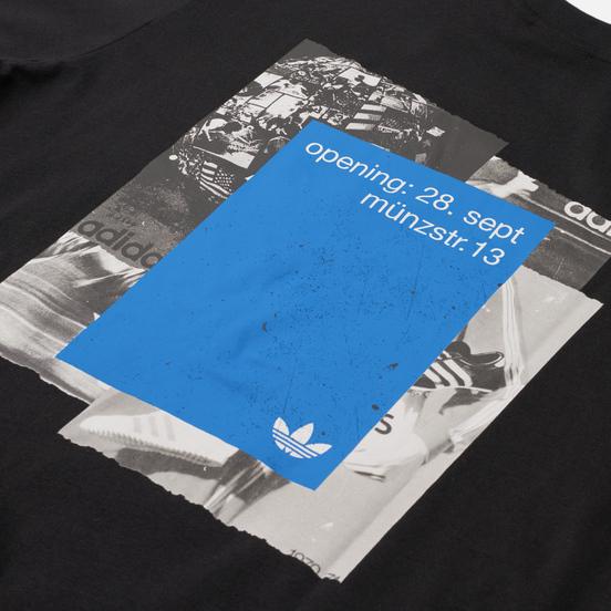 Мужская футболка adidas Originals Graphics Common Memory Pack Black