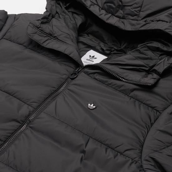 Мужской пуховик adidas Originals Padded Hooded Black
