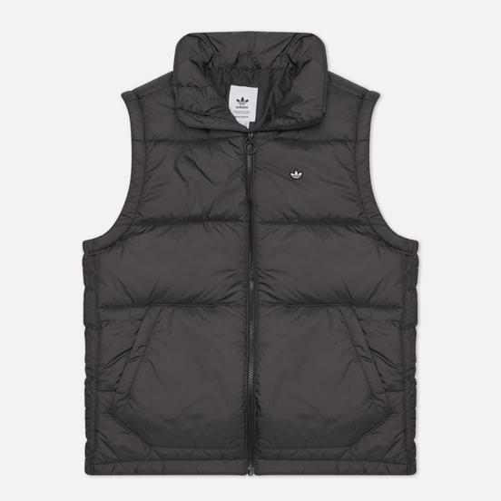 Мужской жилет adidas Originals Padded Stand Collar Black
