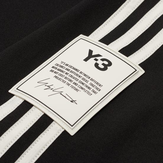 Мужская олимпийка Y-3 3 Stripe Track Black