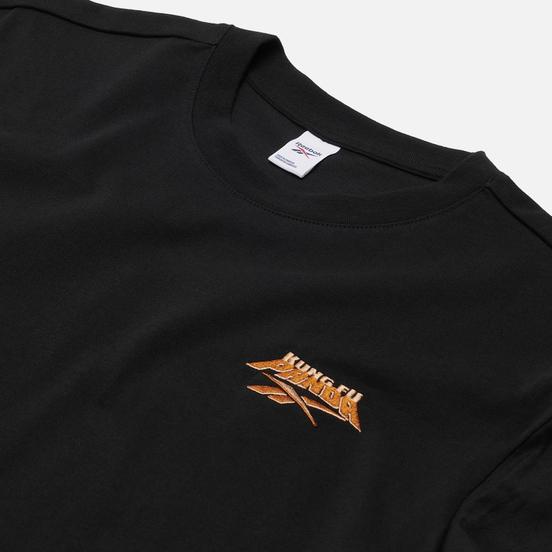 Мужская футболка Reebok x Kung Fu Panda Print Black