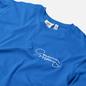 Мужская футболка adidas Originals Graphics Common Memory Pack Bluebird фото - 1