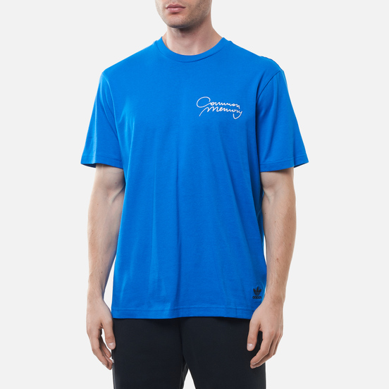 Мужская футболка adidas Originals Graphics Common Memory Pack Bluebird