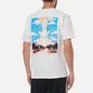 Мужская футболка adidas Originals Summer Box Linear White фото - 4