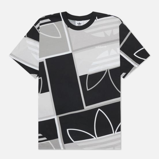 Мужская футболка adidas Originals All Over Print Logo Play Black