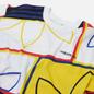 Мужская футболка adidas Originals All Over Print Logo Play White фото - 1