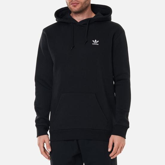 Мужская толстовка adidas Originals Adicolor Essentials Trefoil Black