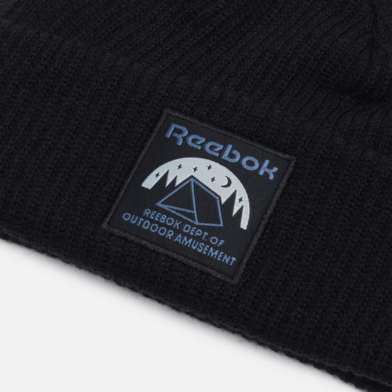 Шапка Reebok Classic Camping Black