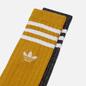 Комплект носков adidas Originals 2-Pack Full Glitter Crew Victory Gold/Black фото - 1