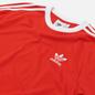 Мужская футболка adidas Originals 3-Stripes Red фото - 1