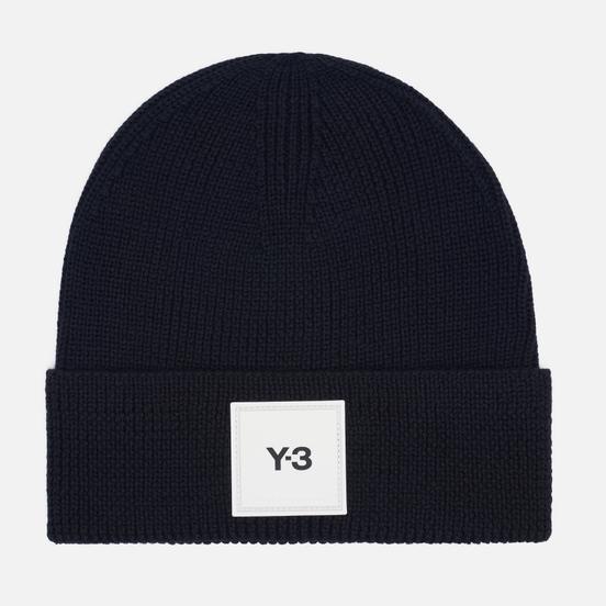 Шапка Y-3 Square Label Badge Black