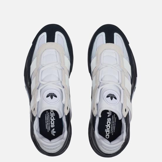Мужские кроссовки adidas Originals Niteball White/Core Black/Silver Metallic