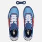 Мужские кроссовки Reebok Classic Legacy AZ Essential Blue/Acid Yellow/Batik Blue фото - 1