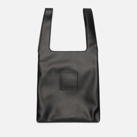 Сумка Y-3 Tote Japanese Vegan Leather Black