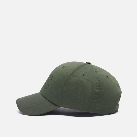 Кепка Y-3 Logo Front Shadow Green