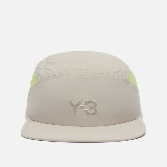 Кепка Y-3 Running Clear Brown/Semi Frozen Yellow