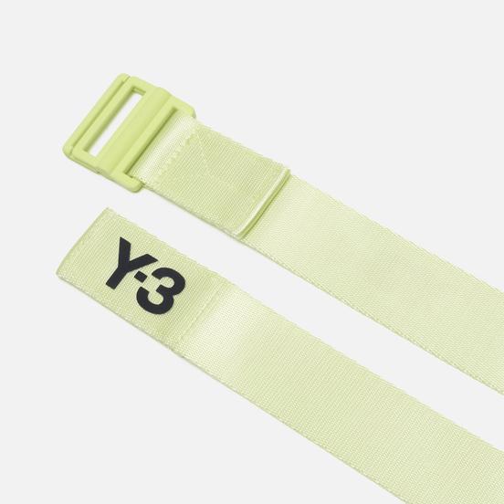 Ремень Y-3 Classic Logo Semi Frozen Yellow