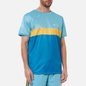 Мужская футболка adidas Originals x Human Made Graphic Light Aqua/St. Fade Gold фото - 3