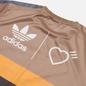 Мужская футболка adidas Originals x Human Made Graphic Cardboard/Tangerine фото - 2