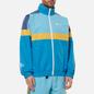 Мужская куртка adidas Originals x Human Made Windbreaker Light Aqua/St. Fade Gold фото - 2