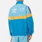 Мужская куртка adidas Originals x Human Made Windbreaker Light Aqua/St. Fade Gold фото - 3