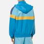 Мужская куртка adidas Originals x Human Made Windbreaker Light Aqua/St. Fade Gold фото - 4