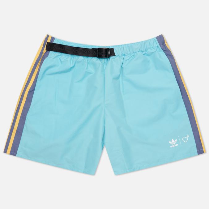 Фото - Мужские шорты adidas Originals x Human Made Wind мужские кеды adidas originals x wales bonner nizza low